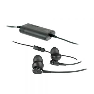 Audio-Technica ATH-ANC33iS Noise Cancelling Headphone