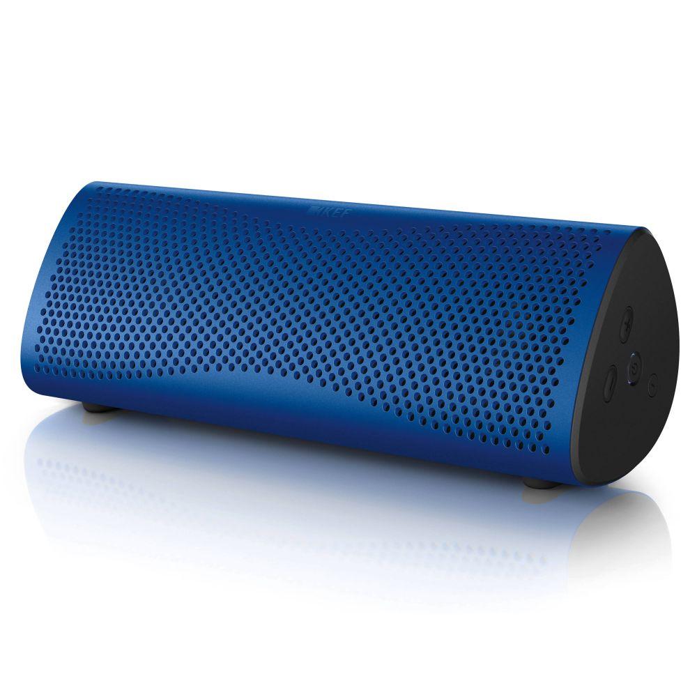 Kef Muo Blue Bluetooth Speaker