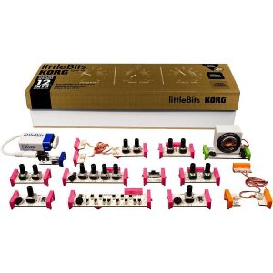 littleBits Korg Synth Kit