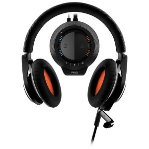 Plantronics RIG headset and mixer