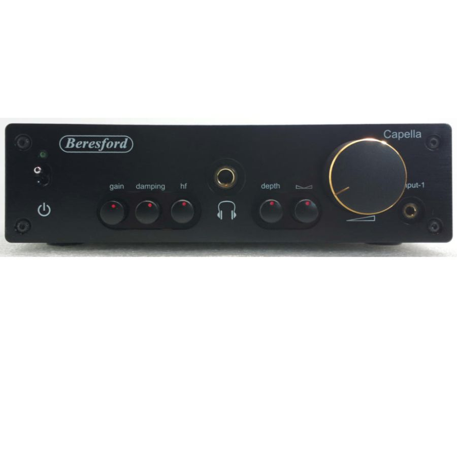 Beresford Capella Headphone Amplifier