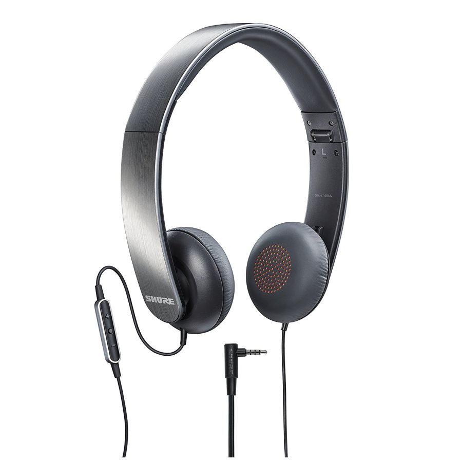 Shure SR145+ portable headphones