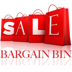 Headphonic Bargain Bin Sale Discounted