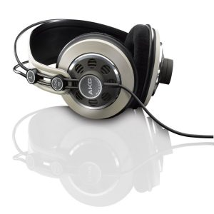 AKG K242HD Dynamic Semi-Open Headphones