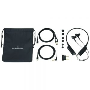 Audio-Technica ATH-ANC40BT Earphones