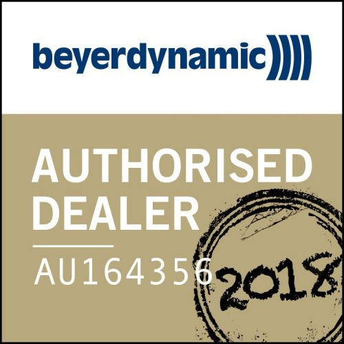 Beyerdynamic authorised dealer 2018