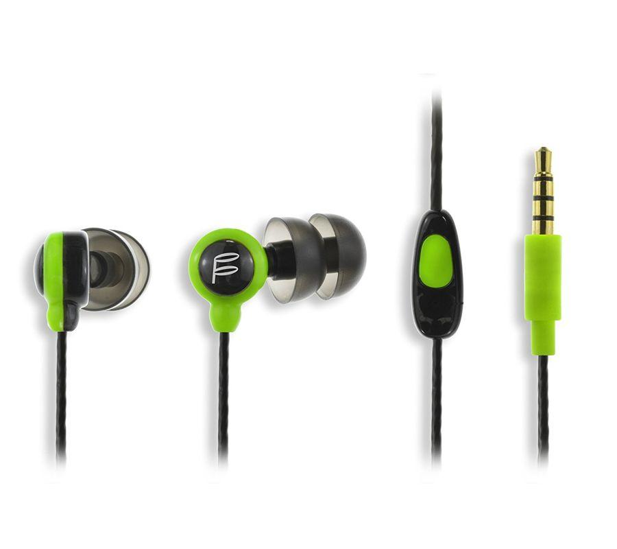 Fidue A31S Green Earphones