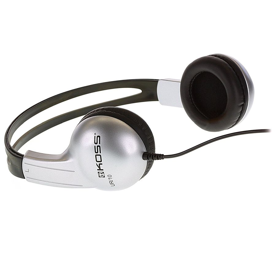 Koss UR10 on-ear headphones