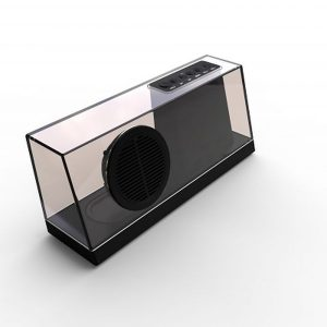The Ghost Bluetooth Speaker