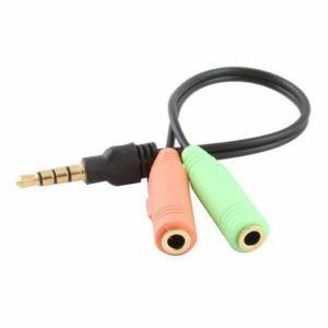 mic splitter
