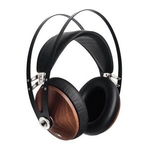 Meze Audio 99 Classics Walnut Wood Headphones Silver